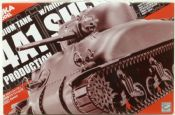 Asuka 35AS001 M4A1 Sherman - NEW